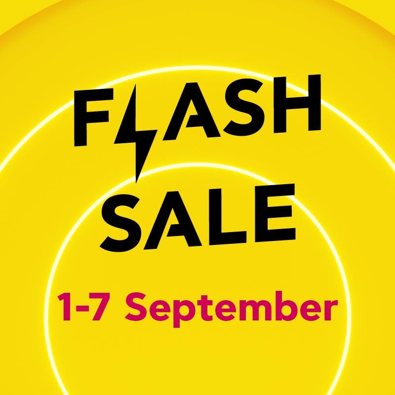 Flash Sale - Epic for Business - September