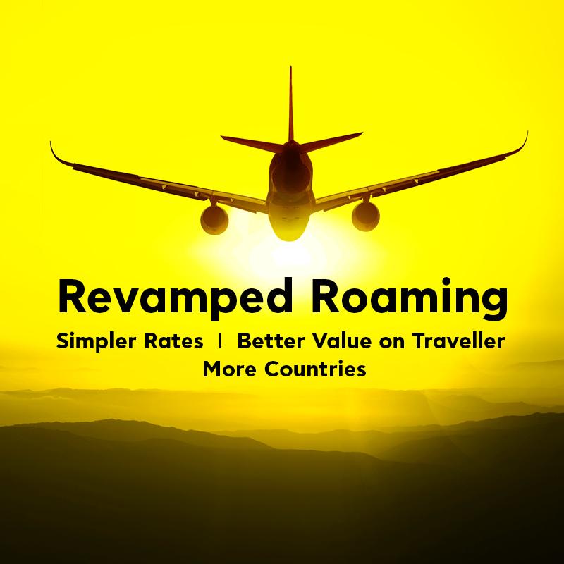 Revamped Roaming